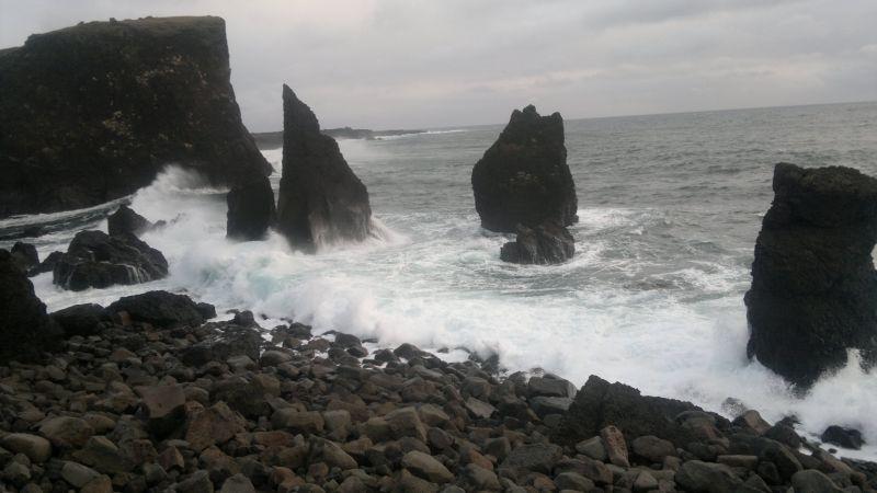 Við Reykjanestá